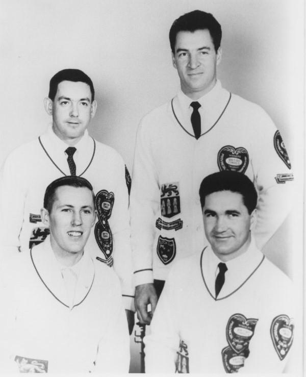 Ernie Richardson Rink 1963
