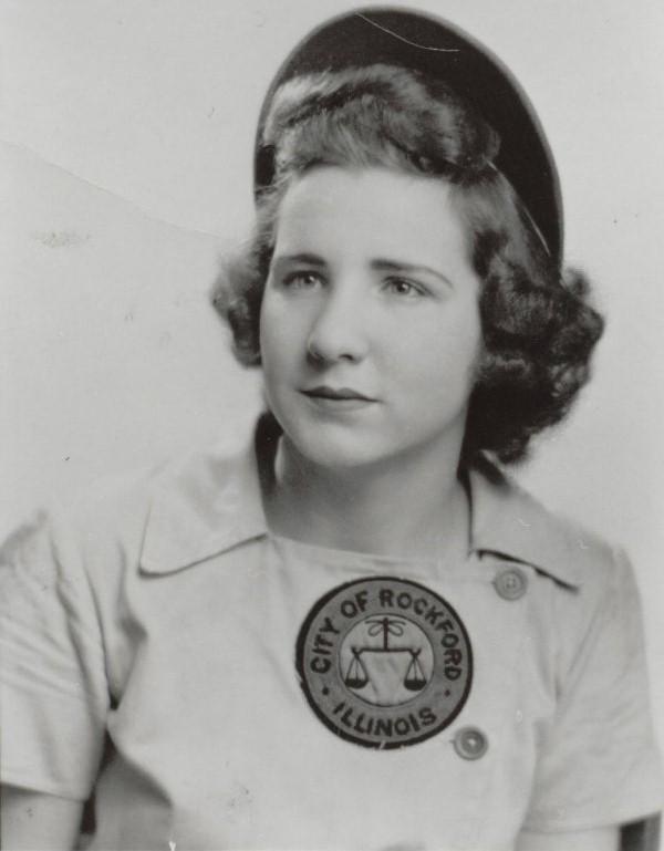 Millie Warwick McAuley