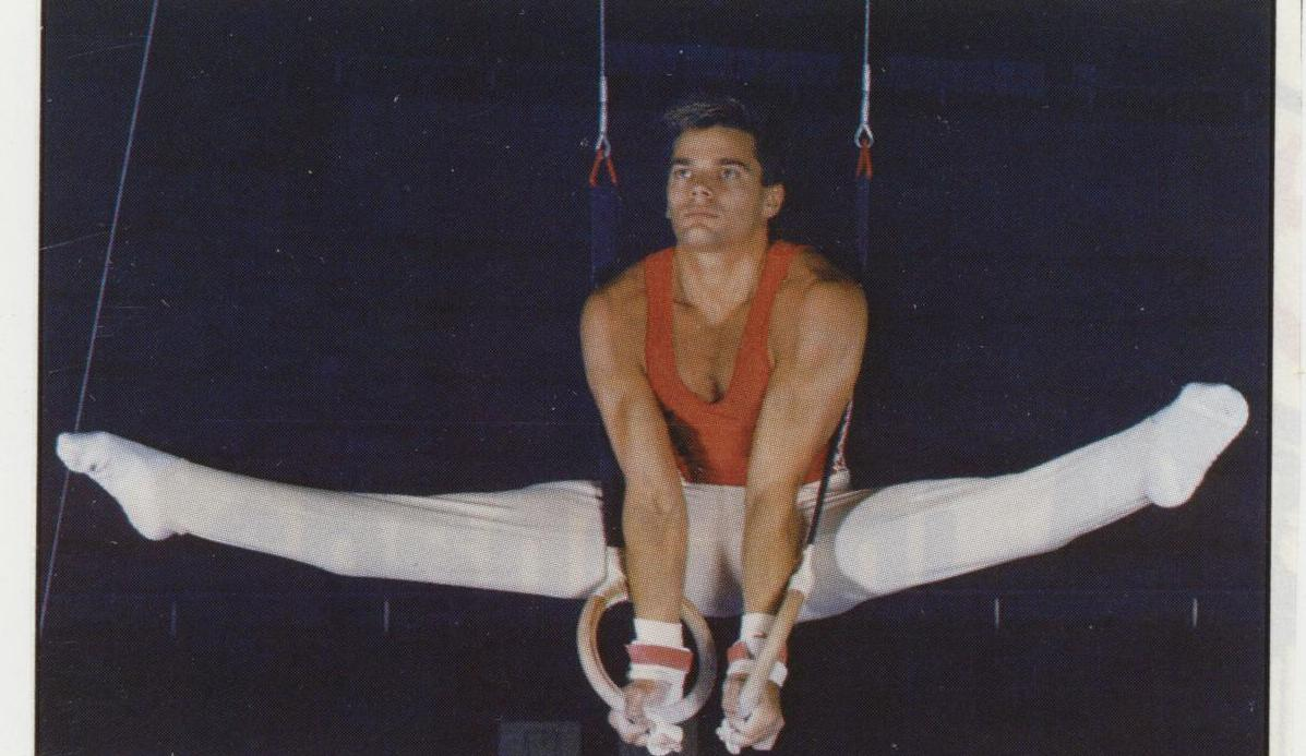 Rozon, James Gymastics