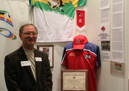 Keith Roney : 2013 inductee