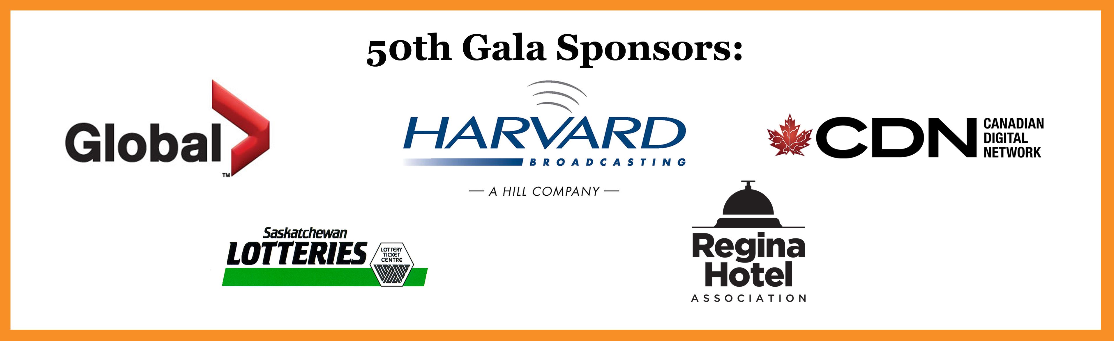 Website Sponsors GALA7